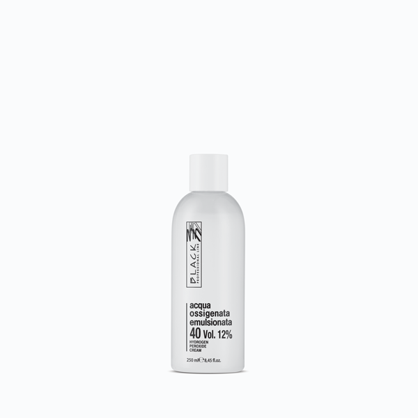 Acqua ossigenata emulsionata 40 volumi