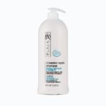 Shampoo rigenerante capelli secchi e sfibrati